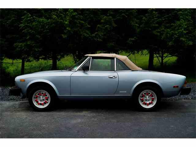 1983 Fiat Spider | 865216
