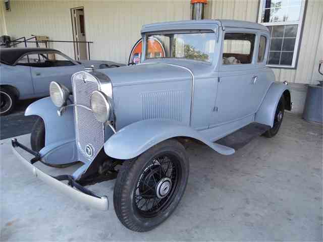 1931 Chevrolet 5-Window Coupe | 865222