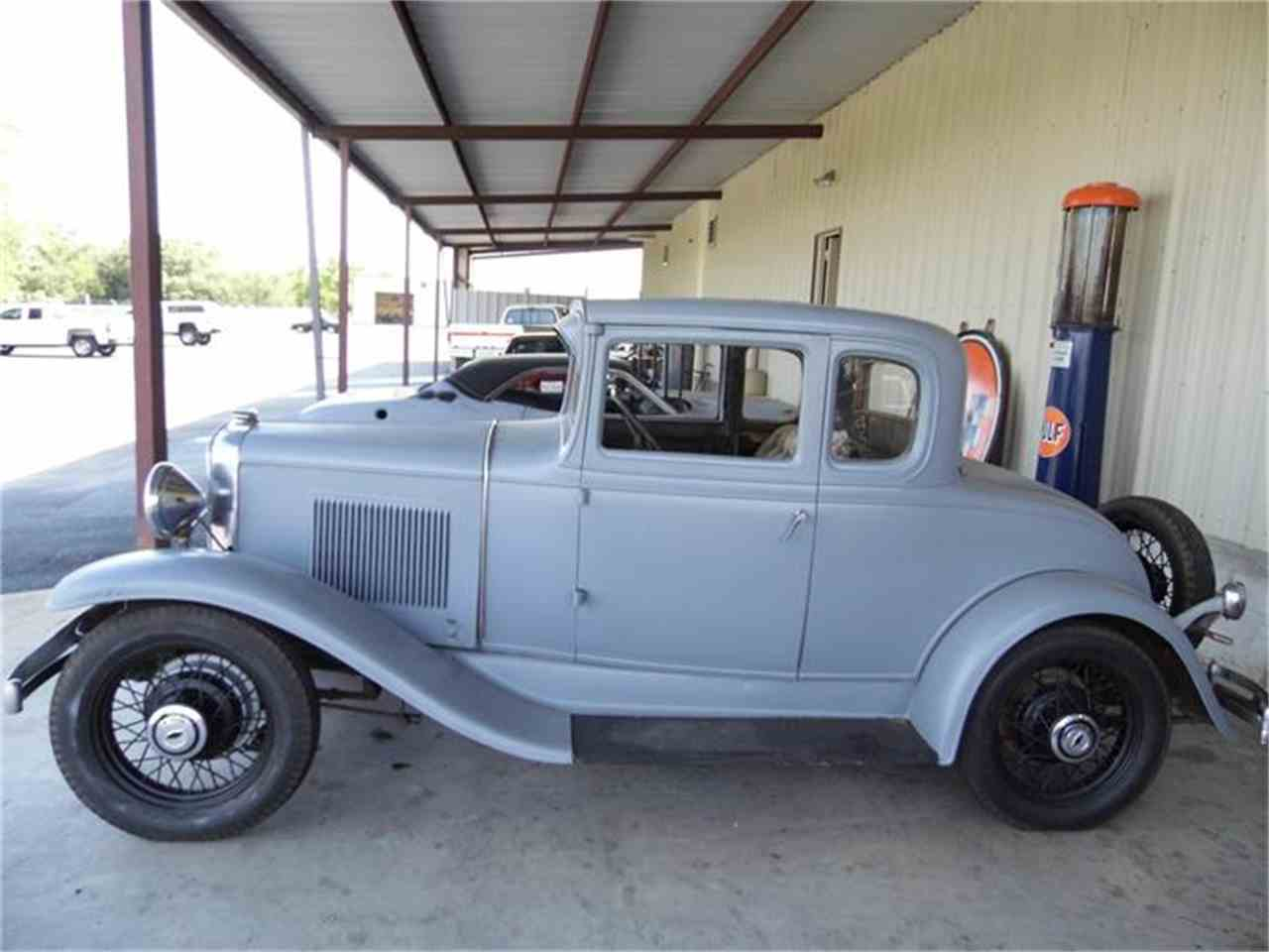 Large Picture of '31 5-Window Coupe - IJLY