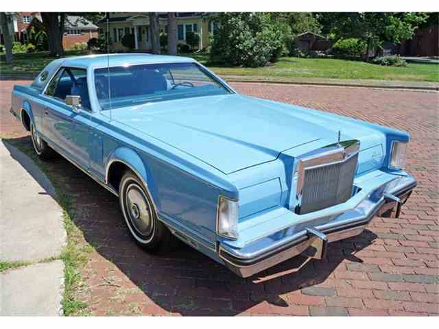 1978 Lincoln Continental Mark V | 865229