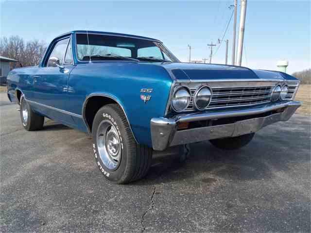 1967 Chevrolet El Camino | 865231