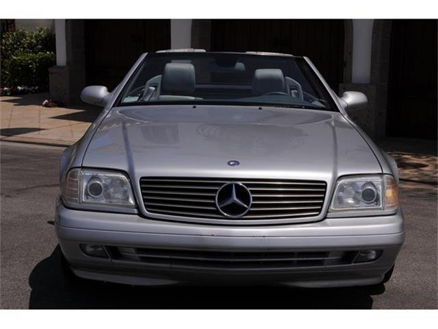 2000 Mercedes-Benz SL500 | 865239