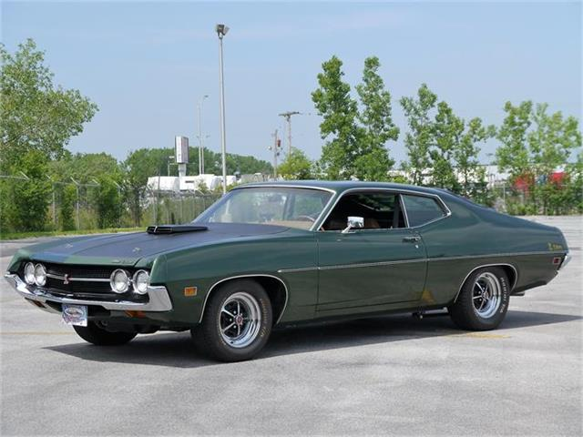 1971 Ford Torino Cobra | 865245