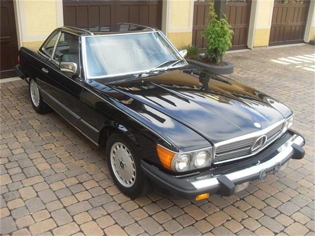1988 Mercedes-Benz 560SL | 865248