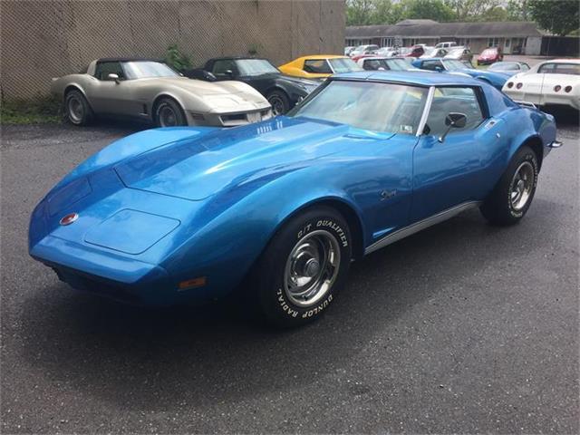 1973 Chevrolet Corvette | 865252