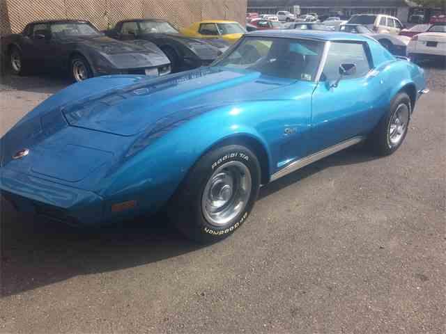 1973 Chevrolet Corvette | 865253