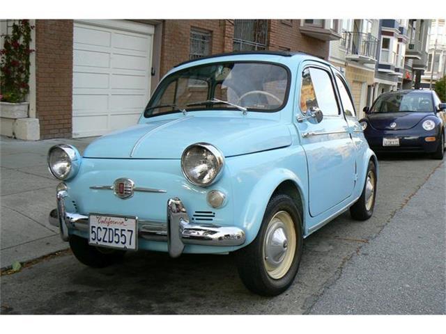 1958 Fiat 500 | 865258