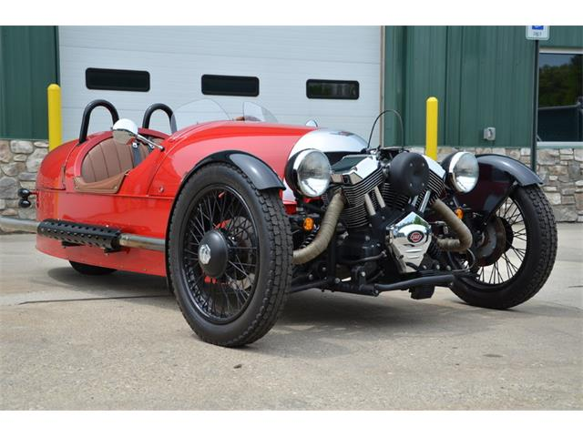 2012 Morgan Three Wheeler | 865260