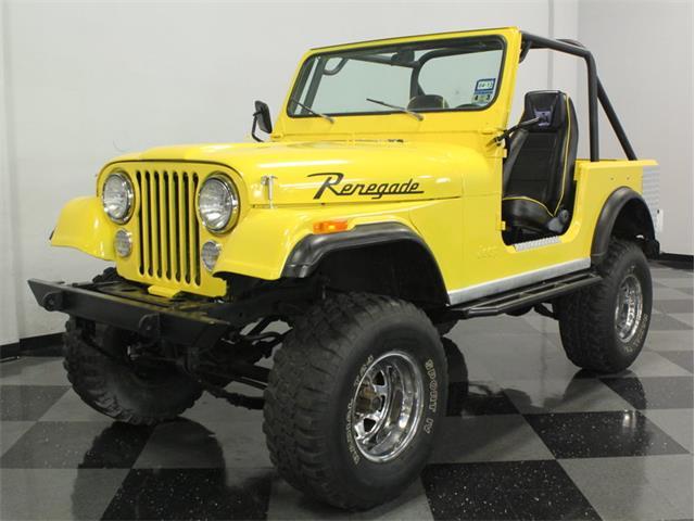 1979 Jeep CJ7 | 865278