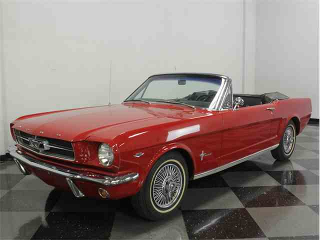 1965 Ford Mustang | 865281