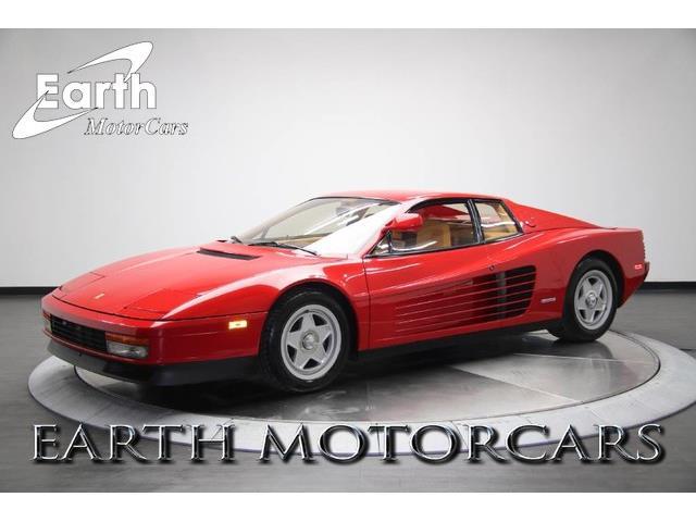 1986 Ferrari Testarossa Monospecchio 3,700 Mile 1 Owner | 865283