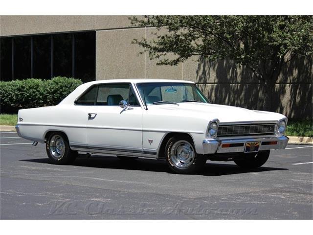 1966 Chevrolet Chevy II Nova SS  350V8 4spd | 865288
