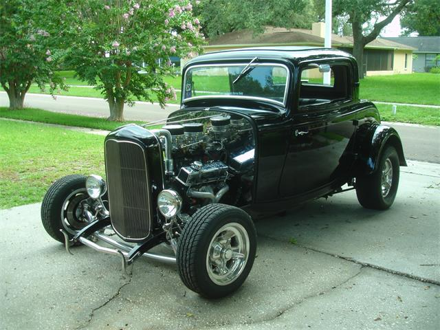 1932 Ford 3-Window Coupe | 865290