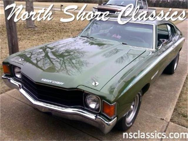 1972 Chevrolet Chevelle | 860530