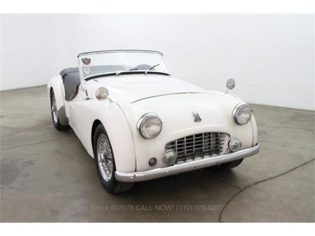 1956 Triumph TR3   865307