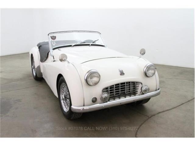 1956 Triumph TR3 | 865307