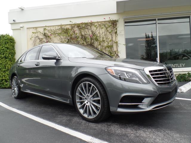 2016 Mercedes-Benz S550 | 865310