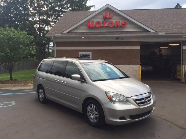 2006 Honda Odyssey | 865312