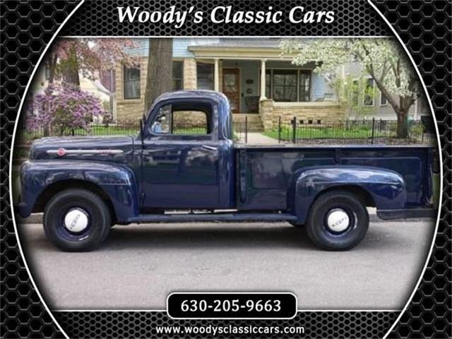 1952 Ford F2 | 865321