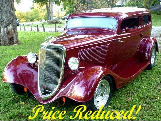 1934 Ford Tudor | 865333