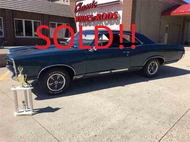 1967 PONTIAC GTO SOLD | 865338
