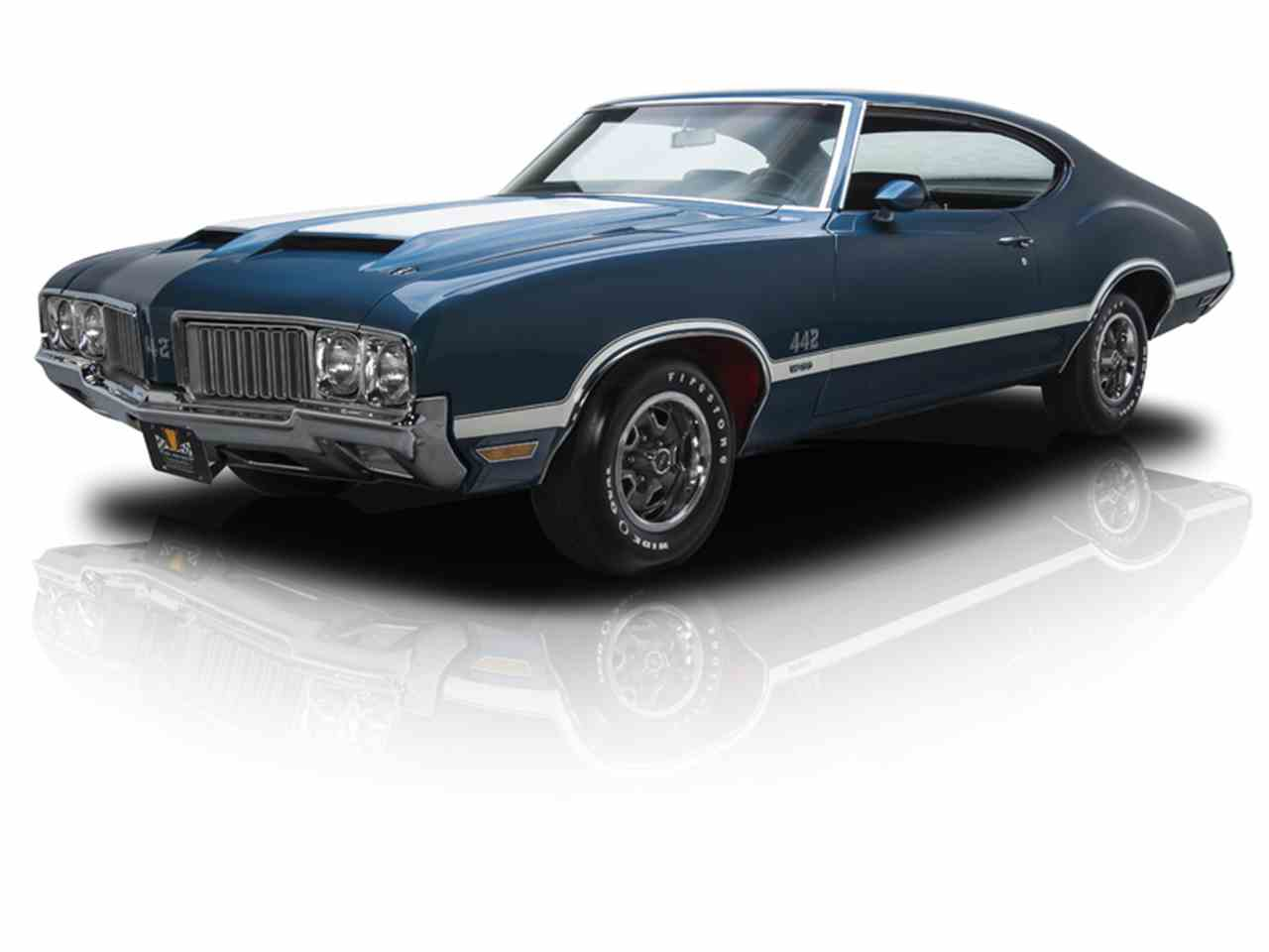 1970 Oldsmobile 442 for Sale - CC-865340