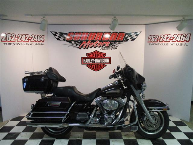 2007 Harley-Davidson® FLHTC - Electra Glide® Classic | 865345