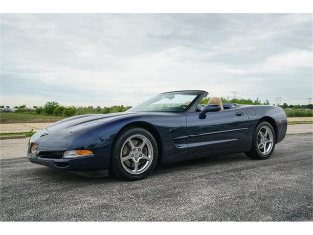 2001 Chevrolet Corvette | 865347
