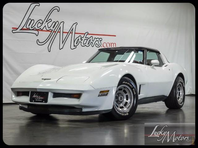 1981 Chevrolet Corvette | 865349