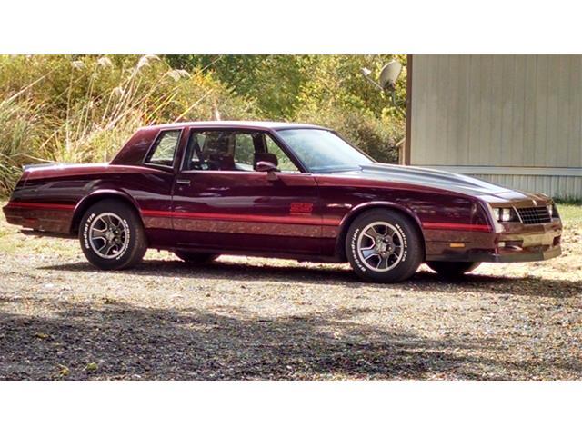 1985 Chevrolet Monte Carlo SS | 865355