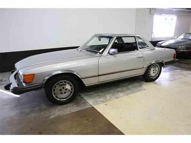 1980 Mercedes-Benz 450SL | 865356