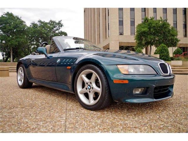 1998 BMW Z3   865358