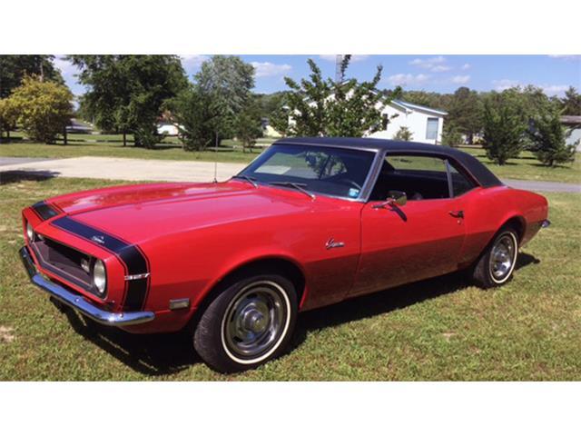 1968 Chevrolet Camaro | 865621
