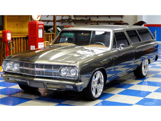 1965 Chevrolet Chevelle | 865647