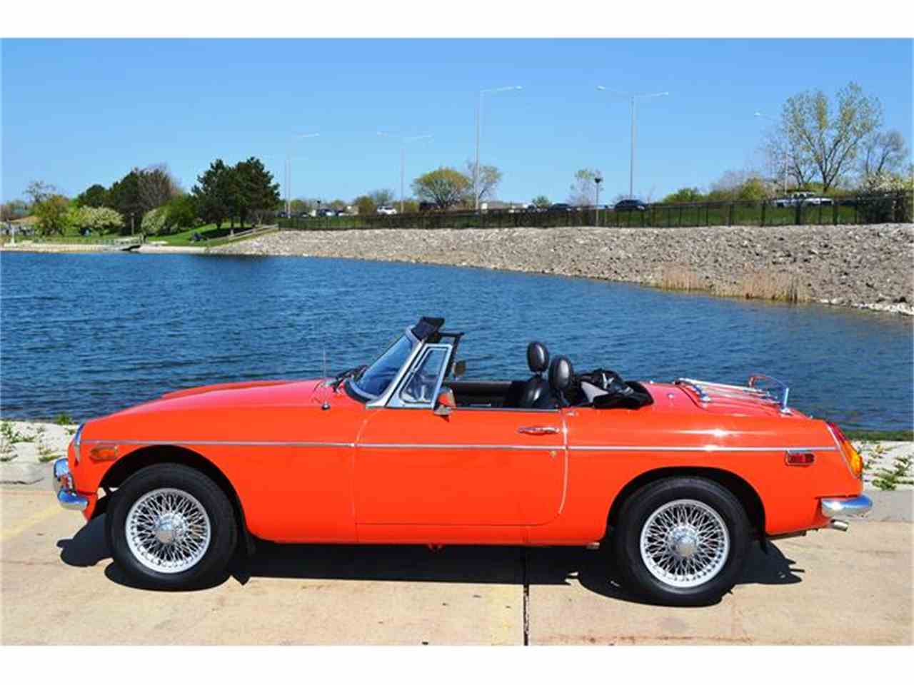 Generous 1979 Mg Mgb Wiring Diagram Photos - Electrical and Wiring ...