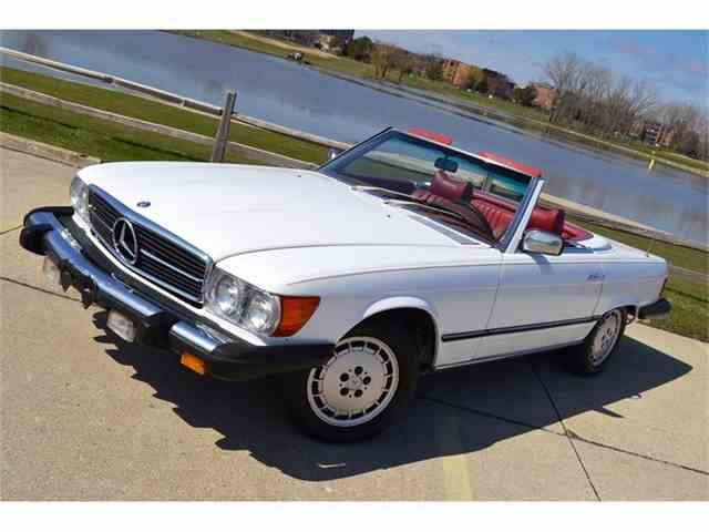 1979 Mercedes-Benz 450SL | 866043