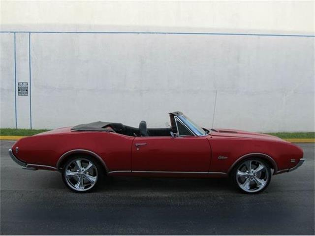 1968 Oldsmobile Cutlass | 866074