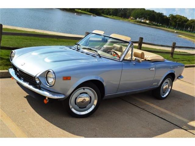 1983 Fiat Spider | 866155