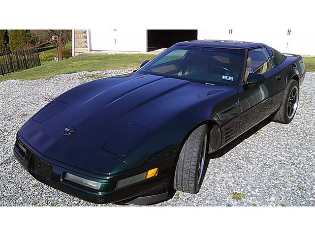 1991 Chevrolet Corvette | 860627
