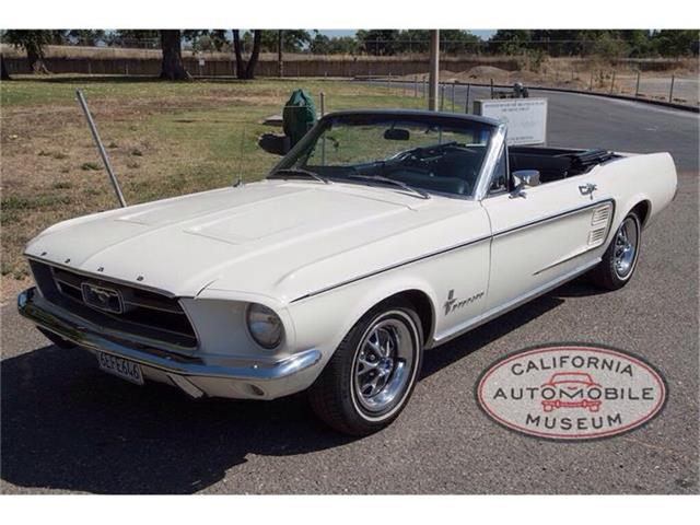 1967 Ford Mustang | 866329