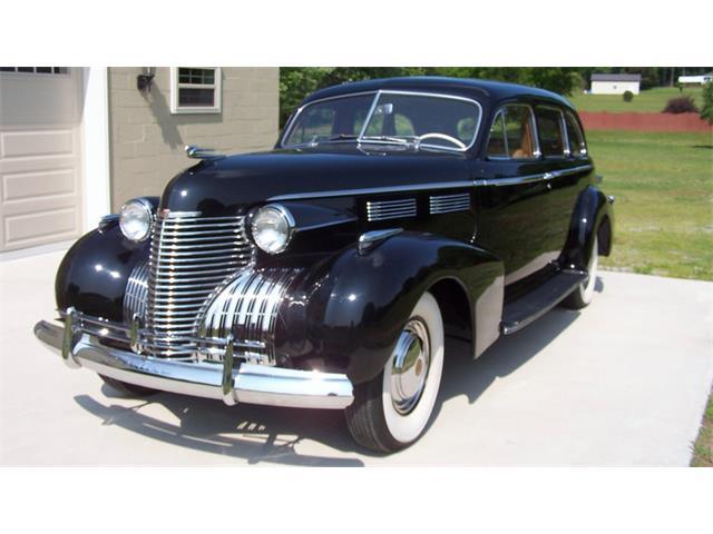 1940 Cadillac Series 72 | 860633