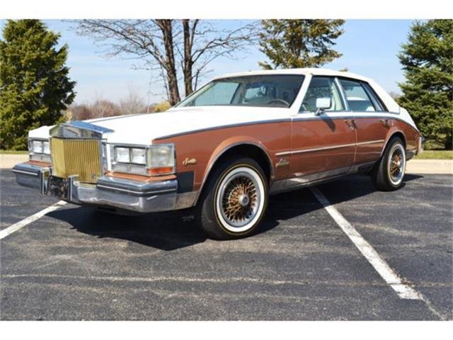 1983 Cadillac Seville | 866335