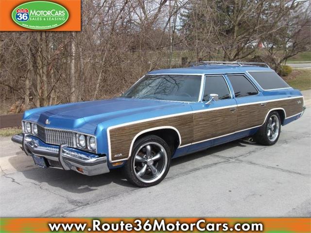 1973 Chevrolet Caprice | 866336
