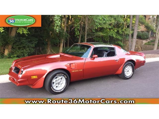 1976 Pontiac Firebird | 866344