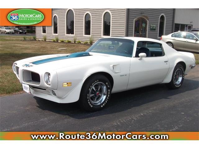 1972 Pontiac Firebird | 866346
