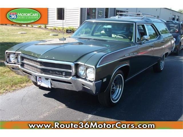 1969 Buick Skylark   866350