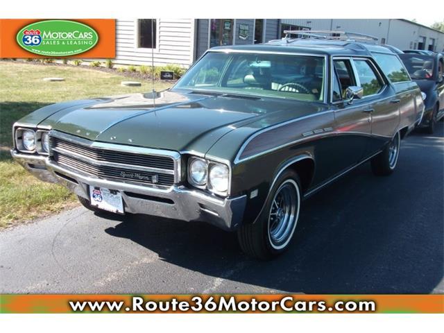 1969 Buick Skylark | 866350