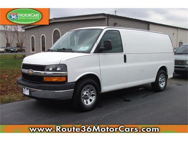 2013 Chevrolet Express | 866353