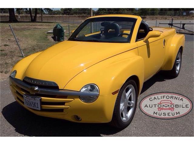 2004 Chevrolet SSR | 866354