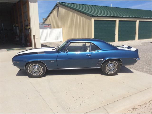 1969 Chevrolet Camaro Z28 | 866389